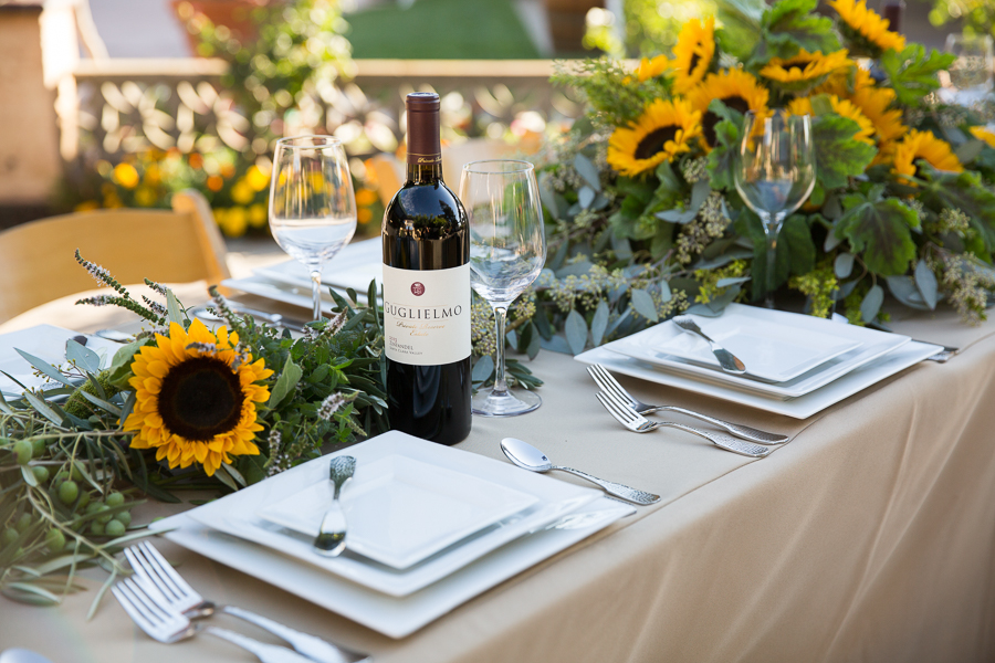 Guglielmo Winery Events