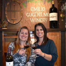 Gena and Angelia Guglielmo