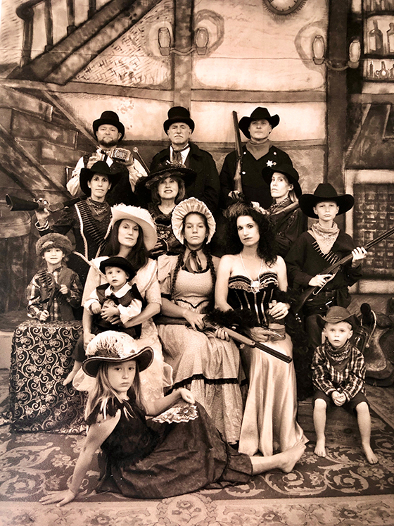 George Guglielmo Family