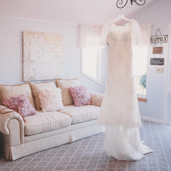 Guglielmo Winery Wedding Dress