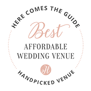 best wedding venue logo